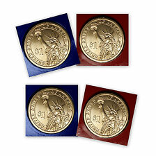 2012 P+D Grover Cleveland 24 ~ Pos A+B ~ In Mint Wrappers from Mint Set
