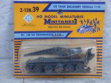 Roco / Herpa Minitanks (NEW) Modern US T-119 Tank Recovery Vehicle Lot #1149