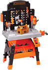 Black+Decker Kids Power Tools Workshop - Build Your Own Tool Box – 75 Realistic