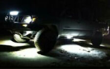 Under Car LED Strip Bar Underbody Underglow Glow White  Light Auto Accessories
