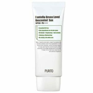 [PURITO] Centella Green Level Unscented Sun (SPF50+ / PA++++) - 60ml