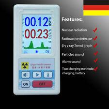 Digitaler Geigerzähler Nuklearstrahlungsdetektor Gammaröntgen-Dosimeter-Monitor