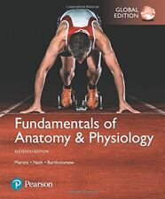 Fundamentals of Anatomy and Physiology 11E By Frederic H. Martini, Judi L. Nath