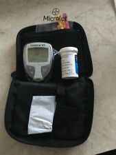 Blutzuckermessgerät Contour XT mit Tasche+ 5 Contour next Sensoren + 5 Lanzetten