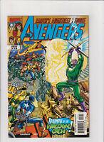 Avengers #18 VF/NM 9.0 Marvel Comics 1999 Kurt Busiek, Captain America,Thor