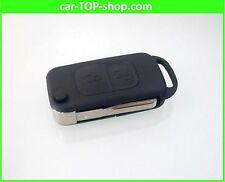 Mercedes 2-Tasten Klapp-Schlüssel Gehäuse Reparatur IR key clé W138 202 208 R170