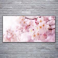 Photo sur toile Tableau Image Impression 120x60 Floral Fleurs