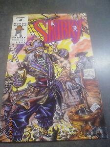 SHARKY n° 1 - LAVAGNA/RAFFINI/PALUMBO - ED. PHOENIX 1994