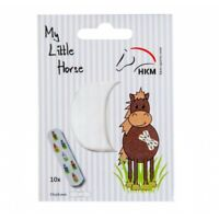 HKM Patch Little Horses- 10er Set