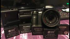Panasonic LUMIX DMC-GH2 16.0MP Digital Camera with 14-45mm Lens