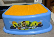 """Ginsey Disney Pixar Toy Story 3 Childrens 5 1/4"""" Step Stool Toy"""