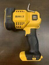 DeWalt DCL043 - 20-Volt MAX Lithium-Ion Cordless Job Site Spotlight Work Light