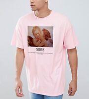 Cherub T-shirt NO LOVE Roman Angels Lust Tee Demna Outfit Urban Street Gang Top