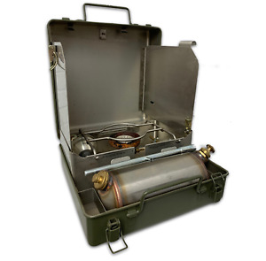 No12 BRITISH ARMY DIESEL MULTIFUEL PARAFFIN STOVE COOKER - Camping , Bushcraft