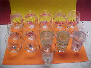 Complete set of Kentucky oaks glasses 2005 through 2020.ladies Day New