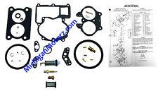 Carburetor Repair Kit - MerCruiser MerCarb 2 bbl - 3302-804844002 - EMP