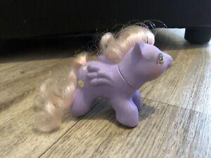 Vintage G1 My Little Pony Newborn Baby Yo Yo Pegasus Toy  1987
