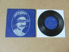 """SEX PISTOLS God Save The Queen VIRGIN ORIGINAL 1977 UK A1 / B1 PRESSING 7"""" VS181"""