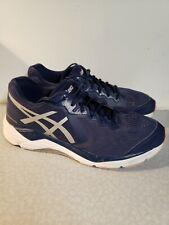 Asics Gel-Foundation T864N Running Shoes, Women's Size 10 D, Indigo Blue/Silver