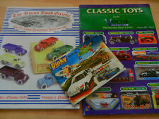 collection of diecast model books