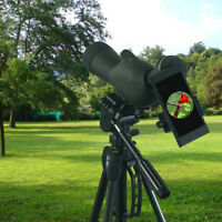 Universal Teleskope Clip Kamera Adapter Okular Halter für alle Handy Neu