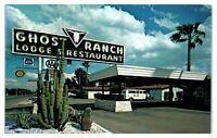 Ghost Ranch Lodge, Tucson, AZ Postcard *5E2