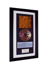 ORBITAL 2+TWO+BROWN CLASSIC CD Album GALLERY QUALITY FRAMED+EXPRESS GLOBAL SHIP