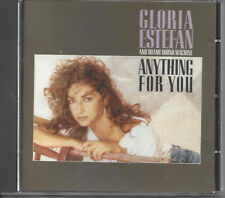 Gloria Estefan And Miami Sound Machine ‎– Anything For You    cd