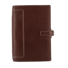 Filofax Personal Size Holborn Organiser Planner Diary Leather Brown - 025120