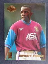 Merlin Premier Gold 1998-1999 - Dwight Yorke Aston Villa #15