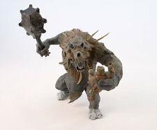 2010 Studio OXMOX LORD of the RINGS WAR of the NORTH Troll Statue LTOR & Dwarf