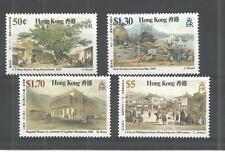 HONG KONG 1987 SCENES SG,534-537 U/M NH LOT 387A