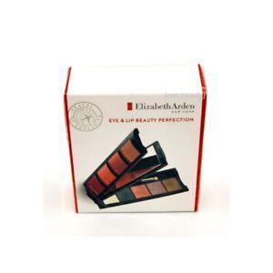 Elizabeth Arden Eye Lip Beauty Perfection Makeup Palette Travel Set NEW