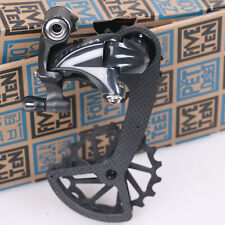 J&L Carbon+Ceramic OSPW-Derailleur Big Pulley-On-Shimano Dura Ace/Ultegra-di2