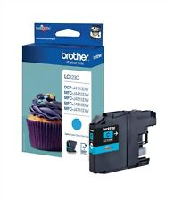 BROTHER LC123C (rendement: 600 pages) Cartouche d'encre Cyan
