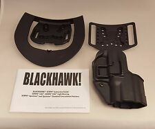 Blackhawk Serpa CQC Concealment Right Hand Holster - Springfield XD - 410531BK-R