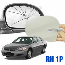 Replacement Side Mirror RH 1P + Adhesive for CHEVROLET 2006-2012 Impala