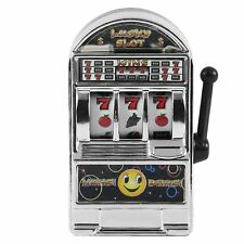 Mini Lucky Slot Machine Stress Relieve Toy Birthday Gift For Kids & Adults GA