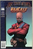 WildC.A.T.S Covert Action Teams #30-1996 fn 6.0 Newsstand Variant Cover Wildcats
