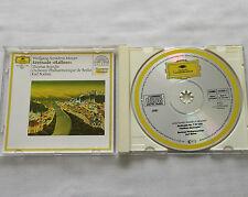 Thomas BRANDIS-BOHM / MOZART Serenade Haffner W.GERMANY PDO CD DGG 419 866-2