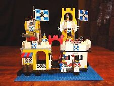 LEGO SYSTEM VINTAGE CUSTOM PIRATES CASTLE SOILDERS 6267 LAGOON LOCK-UP