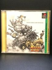 PlayStation Metal Slug X SNK Best Japan PS1
