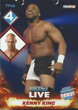 Kenny King 2013 Impact Wrestling Live 4 Corners Debut Trading Card #31 TNA