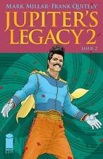 JUPITER'S LEGACY VOLUME 2 #2 (OF 5) SET OF 2 COVERS A & B (MR) IMAGE COMICS 2016