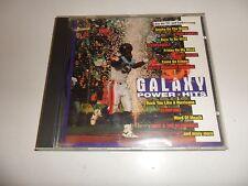 Cd  Galaxy Power Hits (1992) von Gary Glitter, Steppenwolf, Eddie Cochran und Br
