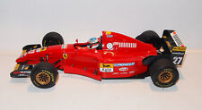 Onyx Ferrari 412 T2 Jean Alesi 1995 1/18 échelle DIE CAST EX Shop Display T48 post
