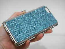 Turquoise Bling Diamond Made with Swarovski Crystal Case Cover iPhone 6/6S Plus