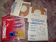 EUREKA #57988-Style N---6 Bags (2 Packages) Disposable Dust Bags ALL New>><<>