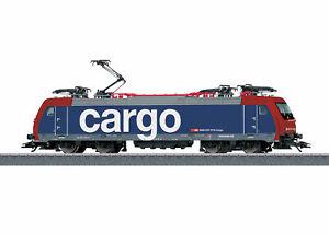 Marklin Z Gauge 88482 SBB CFF FFS Cargo Re 482 011-4 Electric Locomotive