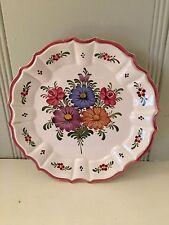 "7"" In Vintage Hanging Platter From Austria"